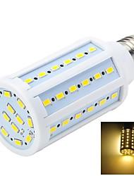 E26/E27 Faretti LED / Lampadine globo LED / LED a pannocchia T 60 SMD 5730 1000-1200 lm Bianco caldo AC 220-240 V