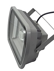 60W LED Waterproof 60 Degree White/Warm White Aluminium Flood Light AC85-265V