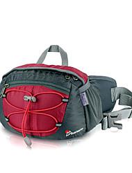tergal montagne 8l rouge cyclisme taille sac de coffre de sac extérieur breathbale