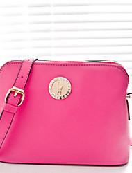 INLEELA® Women Casual PU Zipper Crossbody & Messenger