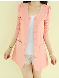 Women's New Fashion Trend All-match Slim Blazer