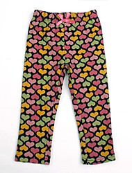 Girl's Cotton Leggings , Spring/Fall