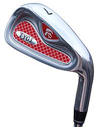 TTYGJ Golf Club Herren 37 Zoll 7 # R-Zink-Legierung Kopf-Stahlwelle Mashie Niblick