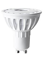 Spot Blanc Chaud H+LUX™ MR16 GU10 6 W 1 COB 280 LM 2700 K AC 100-240 V
