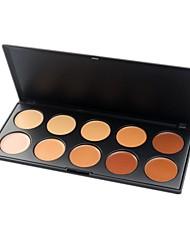 10 Concealer/Contour Dry / Matte / Shimmer / Mineral Powder Concealer Face