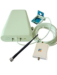 GSM Mobile Cell Phone Signal Amplifier 900MHz Repeater 1800MHz Signal Booster