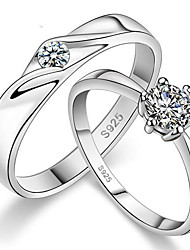 Q-lovely™ Fashion Female 925 Sterling Silver Ring