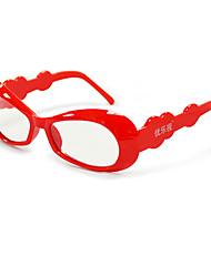 luz polarizada retardador modelado 3d glasses le-visión de los niños para el cine y la TV en 3D