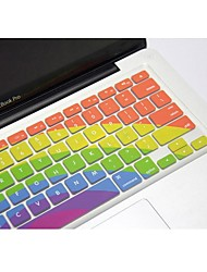 """Coosbo® Camo Silicone Keyboard Cover Skin for 13.3"""",15.4"""",17"""" Macbook Air Pro/Retina (Assorted Colors)"""