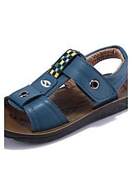 ursinho ® 2014 verão novo padrão os sapatos menino de praia
