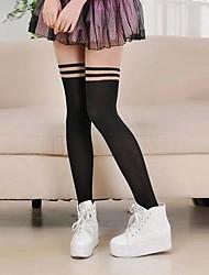 Women Thin Pantyhose , Elastic