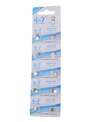 Goop lr521 1.5v кнопка высокой емкости батареи (10шт)