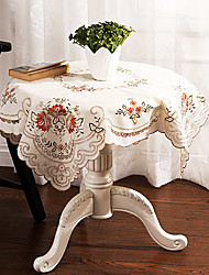 Beige Square Table Cloths
