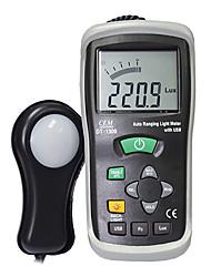 CEM DT-1309 Digital 40K FC Meter 400K Lux Light Luxmeter USB Port Computer Interface