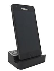 Dock Ladestation Wiege Halter für Samsung-Galaxie / huawei und Handy micro USB 3.0 Lade