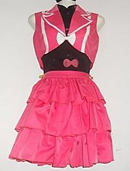 Inspired by Pretty Rhythm Aurora Dream Aira Harune Cosplay Costumes