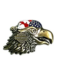 Car Motorcycles Decoration Emblem Stickers - Harley Eagles (Zinc Alloy)