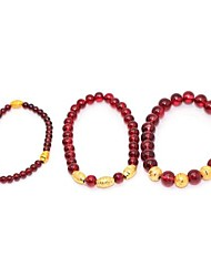 Coway Lady Lap Garnet Transport Bracelets(Random Color)