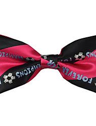 Fashion Football Design Bow Tie
