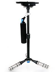 DSL-05 Carbon алюминиевого сплава Выдвижной Мини Handheld стабилизатор камеры для DSLR - черный