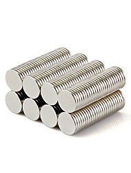 100pcs 8mm x 1mm Super Strong Rare-Earth Neodymium Magnets Magnet