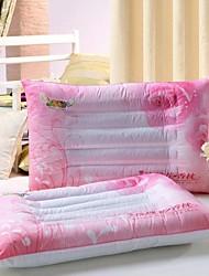 Shuian® Comforter Fill Rose No Deformation Single Health  Pillow