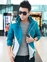Men's Fashion Casual Long Sleeve Hoodie