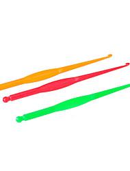 baoguang®10pcs цвета радуги ткацкий станок крюк (случайные цвета)
