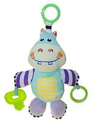 babyfans ™ lindo bebé de dibujos animados hipopótamo forma peluches
