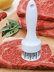 "Novelty Meat Smash Machine, Stainless Steel 1.96""x1.96""x7.55""."