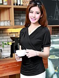 Women's Tops & Blouses , Silk Casual OLIVIYA