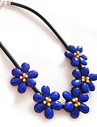 Meet You Petal Shaped Necklace