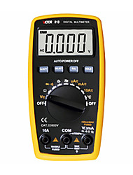 VICTOR VC81D Auto Range Digital Multimeter Temperature Frequency Measurement