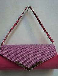estilo coreano bolsa cadeia de couro das mulheres Oya / um saco de ombro