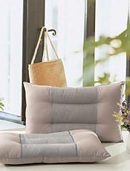 Shuian® Comforter Mixed No Deformation Single Health Pillow