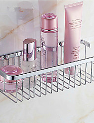 Contemporary 304 Stainless Steel Soap Basket