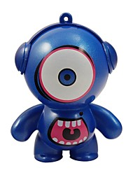 qianjiatian ® servo fantasma mini alto-falante para o telefone