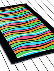 """Красочные волны полосы хлопка пляжное полотенце 32 """"* 64"""" L"""