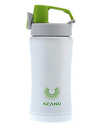 ACANU 350ML Stainless Steel White Vacuum Cup