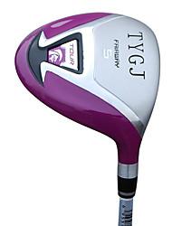 Das TTYGJ Golf Club Mulheres 41 polegadas 5 # LAluminum Liga Cabeça Graphite Shaft Geral Cleek
