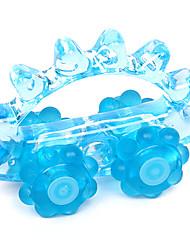 Kristall-Igel Walze Gesamtkörpermassagegerät