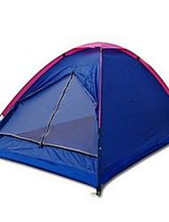 Esterni 2 Persone Oxford panno impermeabile Fold Tenda