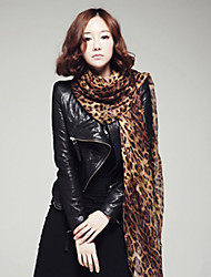 A fairy tale Fashion All-Matched Leopard Scarf