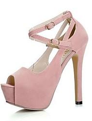 AILISI Fashion Women'S Stiletto Heel Platform Peep Toe  Sandals Shoes
