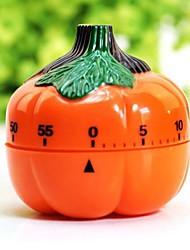 60 mins Pumpkin Shaped Mechanical Kitchen Timer Cooking Count Down
