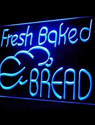 Pão cozido fresco Publicidade LED Sign