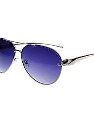 XSD Unisex Patrón Leopard Casual Gray Sunglasses