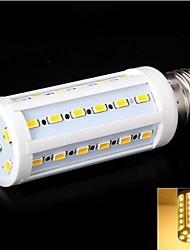 9W E26/E27 Lâmpadas Espiga T 42 SMD 5630 860 lm Branco Quente AC 220-240 V