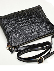 MEGA Women's Croco Crossbody&Messenger Bag 26*20*1.5