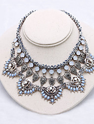 LingKing Fashion Exaggerated Necklace